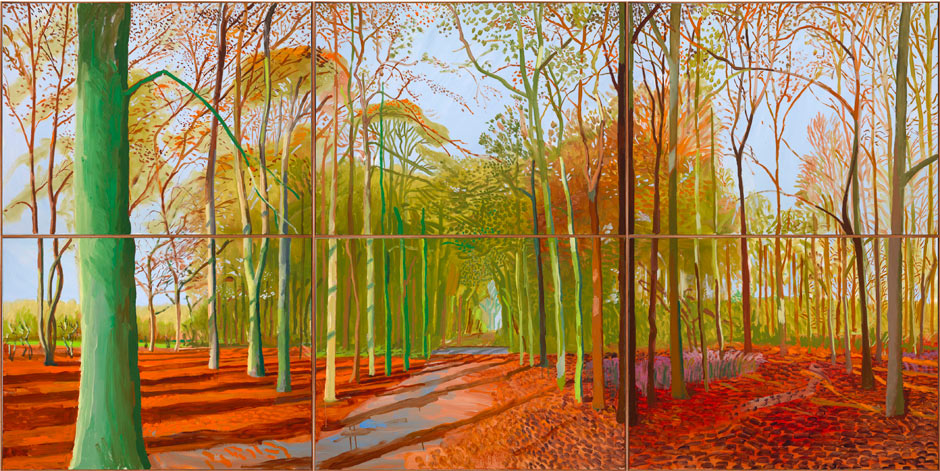 David Hockney | About Art & Design