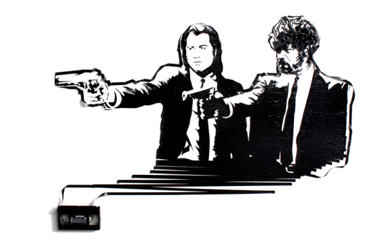 pulpfiction - erikasimmons - about art and design