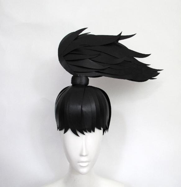 Как сделать волосы из бумаги